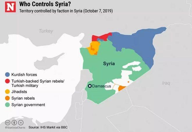 Γκάφα ολκής των Τούρκων: Βομβάρδισαν δίπλα στην αμερικανική βάση ειδικών δυνάμεων στο Κομπάνι