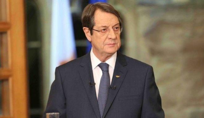 Αναστασιάδης για Κυπριακό: Συγκρατημένη αισιοδοξία ενόψει της τριμερούς στο Βερολίνο