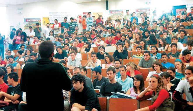 Ο πρόεδρος των πανεπιστημιακών κατά των πρυτάνεων που προσέφυγαν στο ΣτΕ