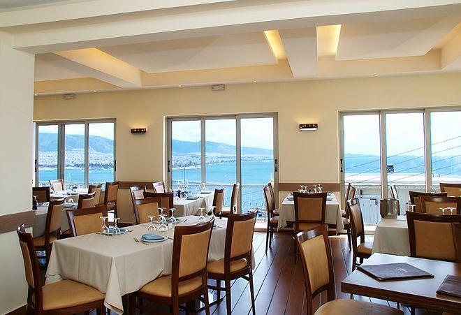 Εστιατόριο Πανόραμα στον Προφήτη Ηλία στον Πειραιά.