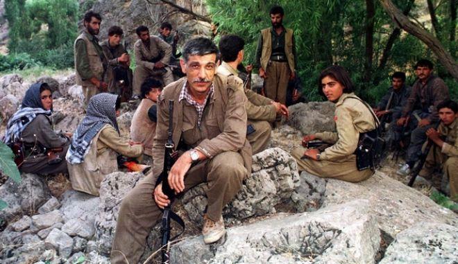 Αγωνιστής του PKK