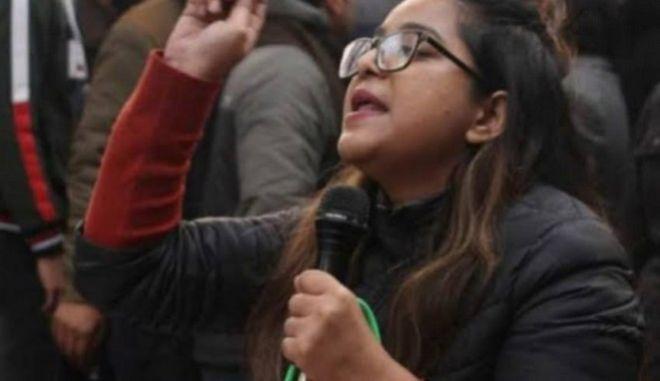 Safoora Zargar: Αντιδράσεις για τη φυλάκιση εγκύου φοιτήτριας στην Ινδία