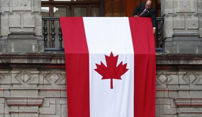 H σημαία του Καναδά