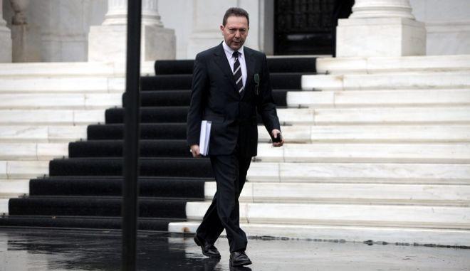 Στουρνάρας: Στις 15 Απριλίου ίσως ξεκινήσει η συζήτηση για τη μείωση χρέους