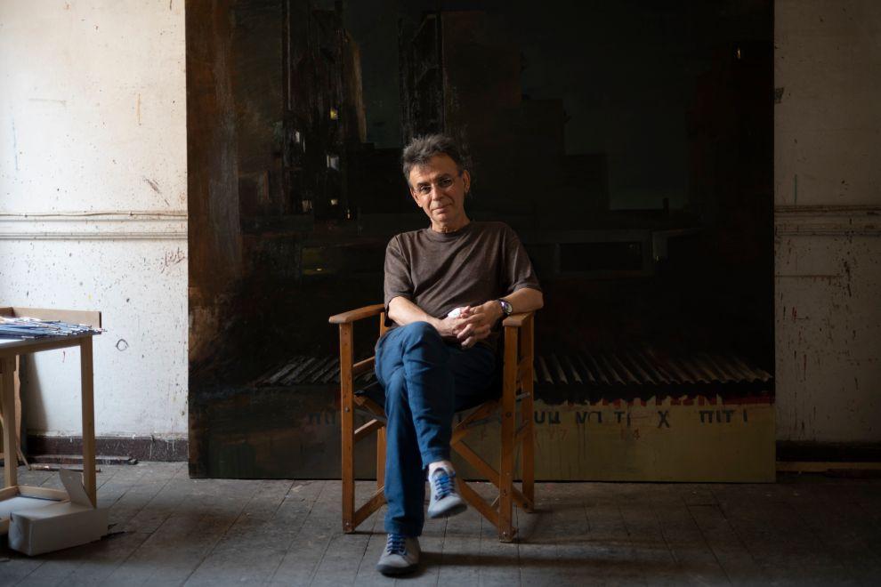 """Γιώργος Ρόρρης: """"Ε λοιπόν, η ζωή αντανακλά την τέχνη και όχι η τέχνη την ζωή"""""""