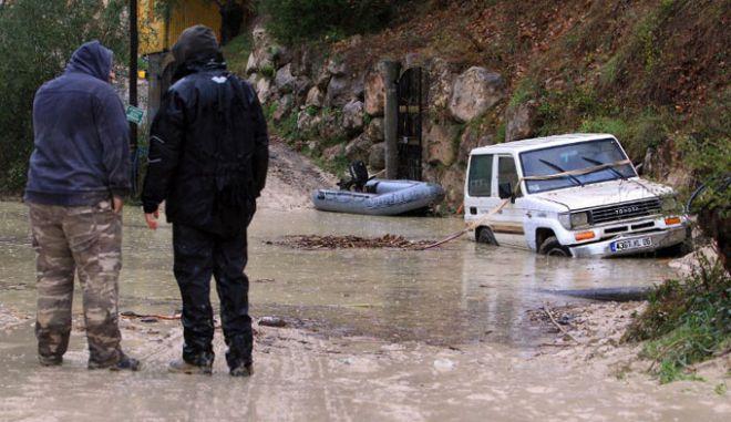Ιταλία: Ένας αγνοούμενος από την κακοκαιρία. Υπερχείλισε ποταμός