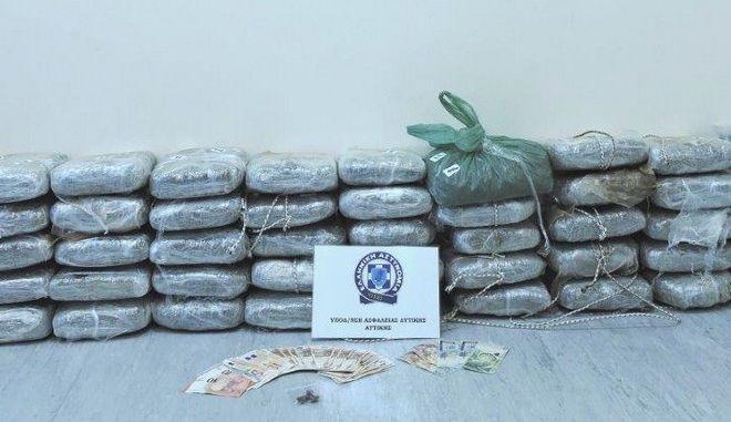 Εξαρθρώθηκε κύκλωμα που διακινούσε μεγάλες ποσότητες κάνναβης από την Αλβανία στην Ελλάδα