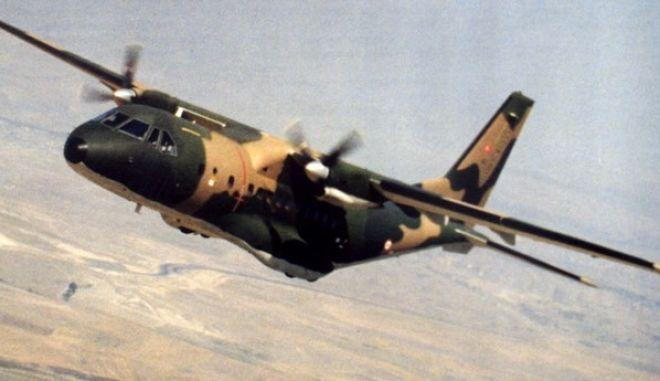 Τουρκικό αεροσκάφος CN-235