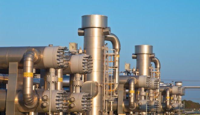 Σωλήνες φυσικού αερίου
