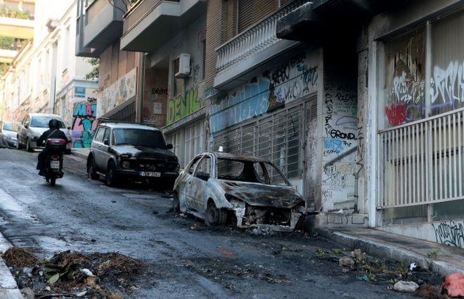 Πόλεμος ανακοινώσεων Υπουργείο Προστασίας Πολίτη - ΝΔ για τα επεισόδια της 6ης Δεκεμβρίου