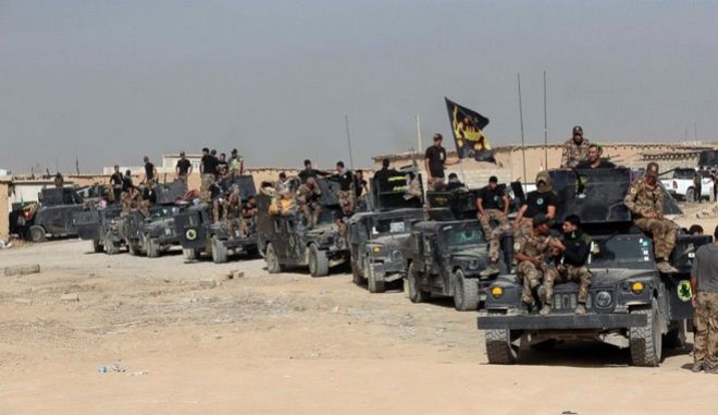 Ιρακινές δυνάμεις μπήκαν στη Μοσούλη. Παράδοση ή θάνατος για τους τζιχαντιστές