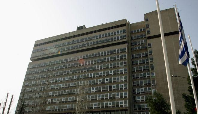 Το Υπουργείο Δημόσιας Τάξης και Προστασίας του Πολίτη στην Λ.Κατεχάκη (EUROKINISSI/ΤΑΤΙΑΝΑ ΜΠΟΛΑΡΗ)