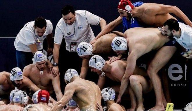 Μαυροβούνιο - Ελλάδα 10-9: Δεύτερη θέση στο Προολυμπιακό η Εθνική