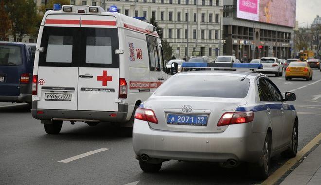 Περιπολικό και ασθενοφόρο στη Ρωσία, Αρχείο