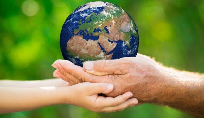 Τα παιδιά θα μας μάθουν πώς να σεβόμαστε το περιβάλλον