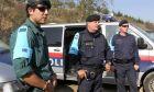 Δύναμη της Frontex στον Έβρο. Φωτογραφία Αρχείου (MotionTeam-ΒΑΣΙΛΗΣ ΒΕΡΒΕΡΙΔΗΣ)