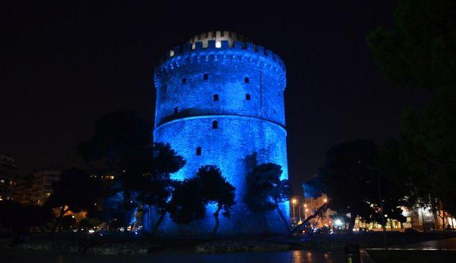 Παγκόσμια Μέρα Διαβήτη: Στα ''μπλε'' Βουλή και Λευκός Πύργος