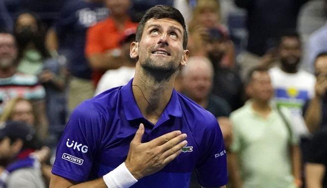 """Τζόκοβιτς: """"Είμαι ο πιο ευτυχισμένος άνθρωπος στον κόσμο"""""""