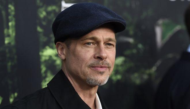 Ο σταρ του Χόλιγουντ Brad Pitt