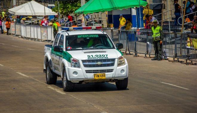 Αστυνομία - Κολομβία