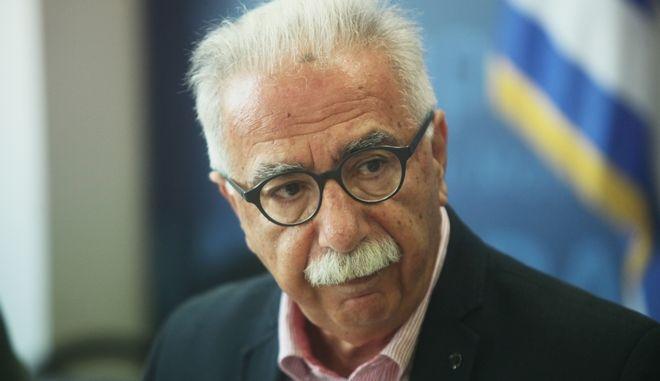 Συνέντευξη Τύπου του Υπουργού Παιδείας, Έρευνας & Θρησκευμάτων Κώστα Γαβρόγλου για το Λύκειο και το σύστημα εισαγωγής στην Τριτοβάθμια Εκπαίδευση  ΦΩΤΟ //ΧΡΗΣΤΟΣ ΜΠΟΝΗΣ//EUROKINISSI