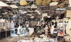 Εικόνες σοκ από το αεροδρόμιο των Βρυξελλών μετά τη βομβιστική επίθεση
