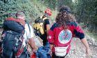 Σε εξέλιξη επιχείρηση διάσωσης πεζοπόρου στον Όλυμπο