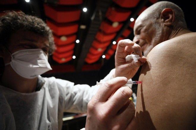 Εμβολιασμός κατά του κορονοϊού