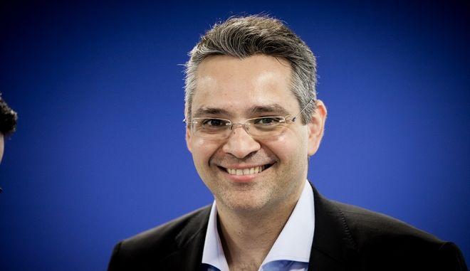 Ο αναπληρωτής εκπρόσωπος τύπου της ΝΔ, Γιάννης Μαστρογεωργίου