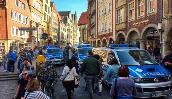 Γερμανία: Αυτοκτόνησε ο οδηγός που έριξε το βαν σε πεζούς - Τέσσερις νεκροί