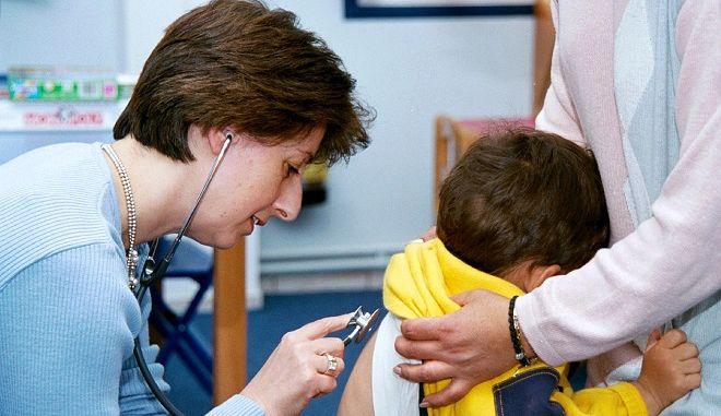 Υπουργείο Υγείας, εγκύκλιος για παιδιά