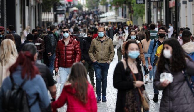 Κορονοϊός: Κυριαρχεί η βρετανική μετάλλαξη στην Ελλάδα