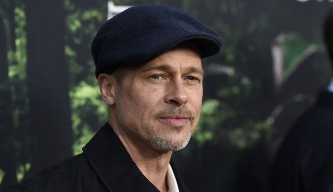 Ο Brad Pitt σε πρεμιέρα ταινίας στο Λος Άντζελες