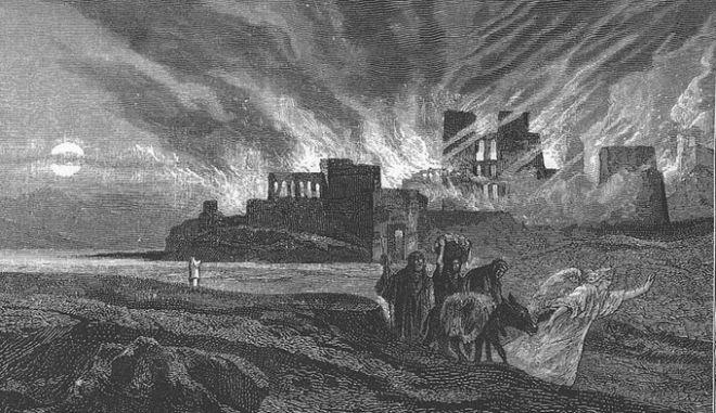 Αρχαιολόγοι λένε ότι βρήκαν τα Σόδομα, τη Βιβλική πόλη της αμαρτίας