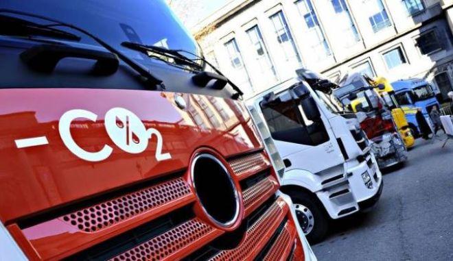 Επενδύοντας σε φορτηγά ουδέτερα σε άνθρακα