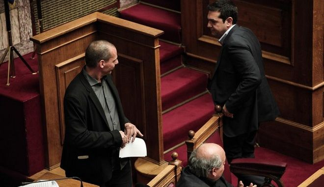 Policy Statements of the New Greek Government (Day 3), at the Parliament, in Athens, Feb.10, 2015 /      ( 3),  , , 10 , 2015