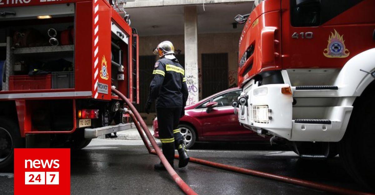 Τραγωδία σε γηροκομείο στην Καλλιθέα - Δύο νεκροί από φωτιά - 12 απεγκλωβισμοί
