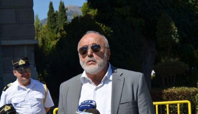Εορτασμός της 195ης επετείου της Άλωσης της Τριπολιτσάς, την Κυριακή 25 Σεπτεμβρίου 2016, στην Τρίπολη παρουσία του Προέδρου της Δημοκρατίας Προκόπη Παυλόπουλου. (EUROKINISSI)