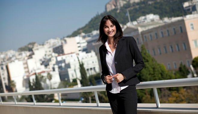 Έλενα Κουντουρά: Το 2017 θα κλείσει με αύξηση 10% των διεθνών αφίξεων