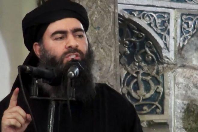 Abu Bakr al-Baghdadi leader of Isis