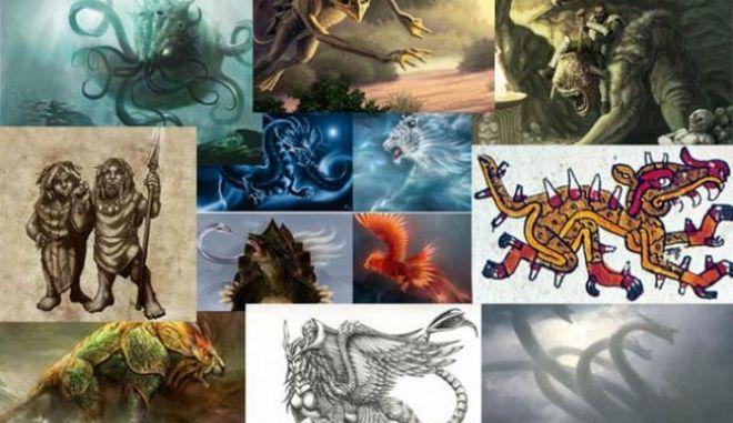 Τα 10 πιο θρυλικά τέρατα της παγκόσμιας μυθολογίας