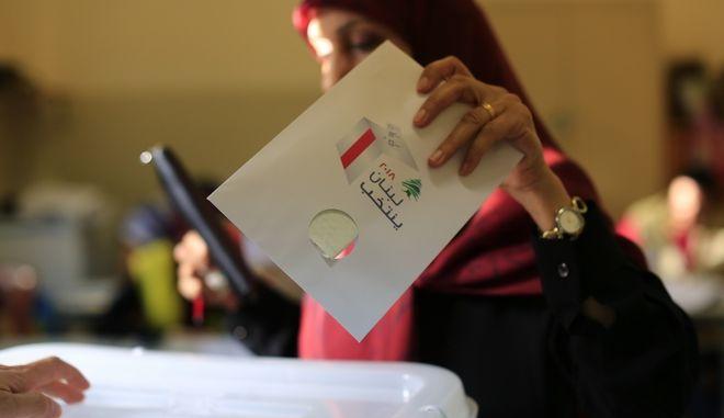 Εκλογές στο Λίβανο