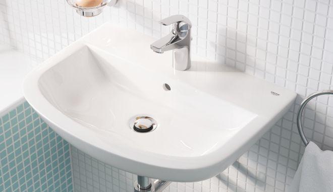 Η σειρά GROHE Bauline εξοικονομεί νερό & κάνει το μπάνιο μας πιο όμορφο με μικρότερο budget