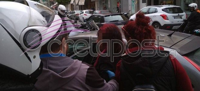 Έγκλημα στην Κρήτη: 'Συγγνώμη, δεν το ήθελα' λέει η 26χρονη τοξικομανής