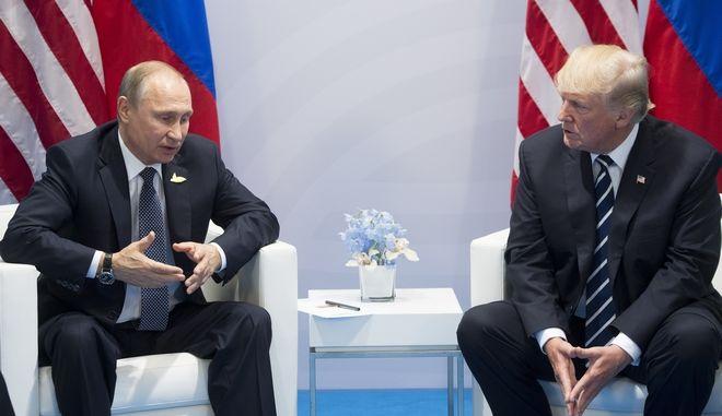 Στο Ελσίνκι πιθανόν η συνάντηση Τραμπ - Πούτιν