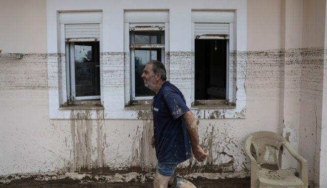 Πλημμύρες στην Εύβοια. Η επόμενη μέρα