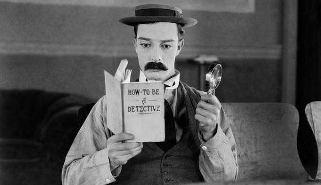J.F.Keaton: Ο πρώτος κασκαντέρ στην ιστορία
