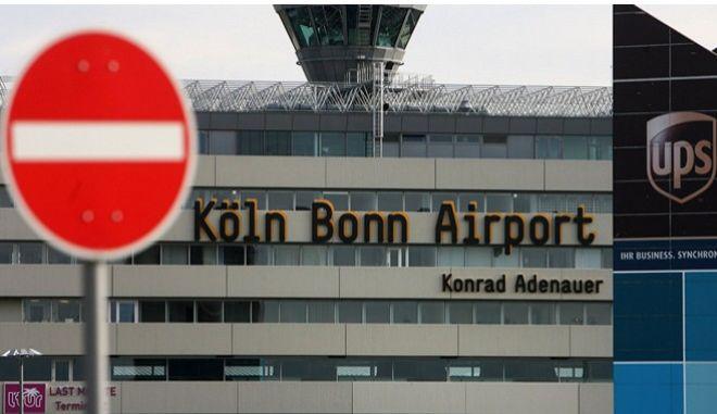Συναγερμός στο αεροδρόμιο της Κολωνίας: Άτομο παρέκαμψε τον έλεγχο ασφαλείας