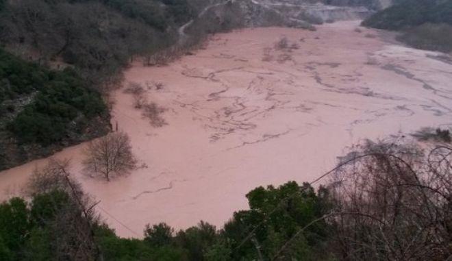 Ευρωπαϊκή βοήθεια για τις πλημμύρες του Φεβρουαρίου 2015