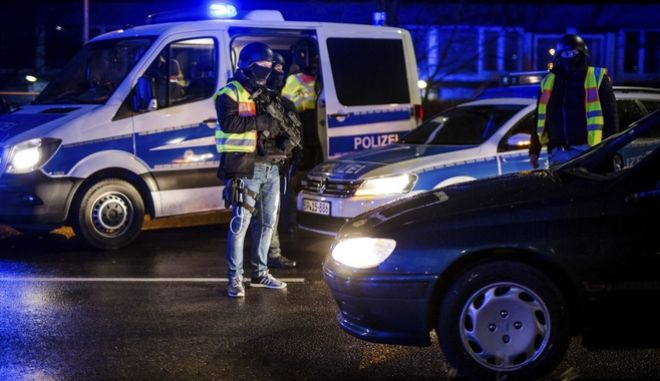 Έλεγχοι της αστυνομίας στα γαλλο-γερμανικά σύνορα μετά την επίθεση στο Στρασβούργο